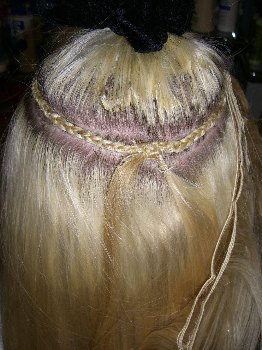 Haarverlangerung brasilianische methode duisburg