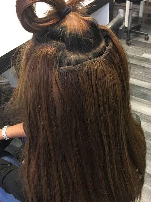 Extensions locken clips